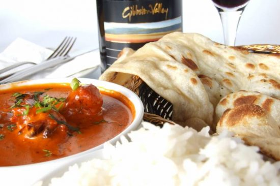 Yummy Butter Chicken Meal