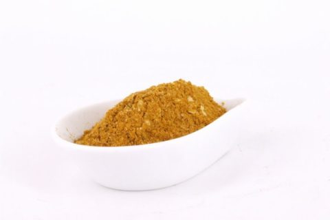Butter Chicken Spice Mix raw